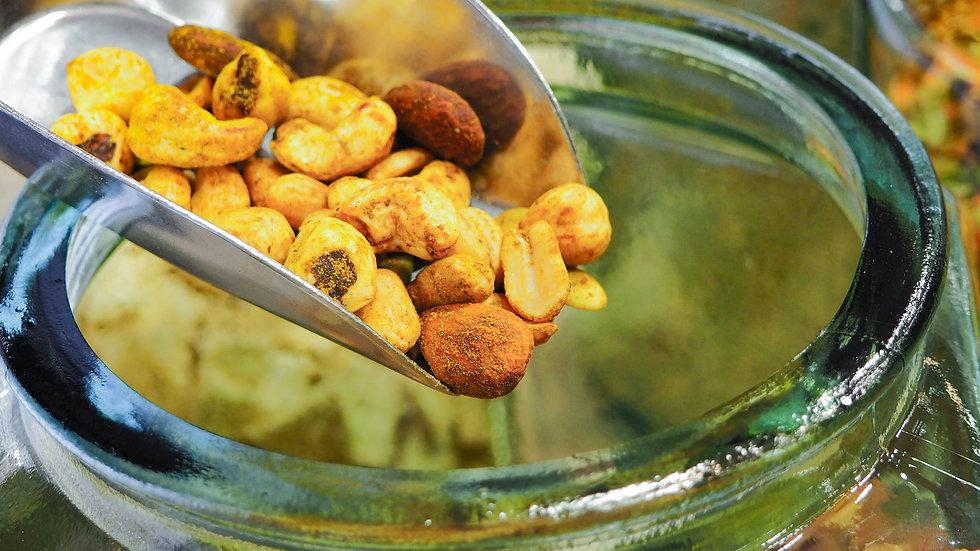 Noix & Fruits secs pralinés mélangés - Miel Cannelle