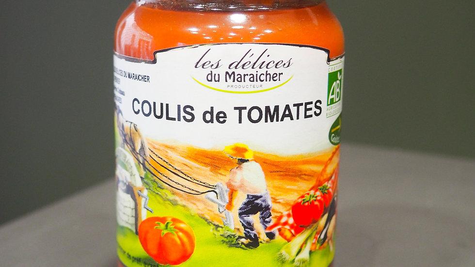 Coulis de tomate - 320g
