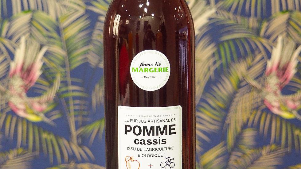 Jus de Pomme Cassis - 1L