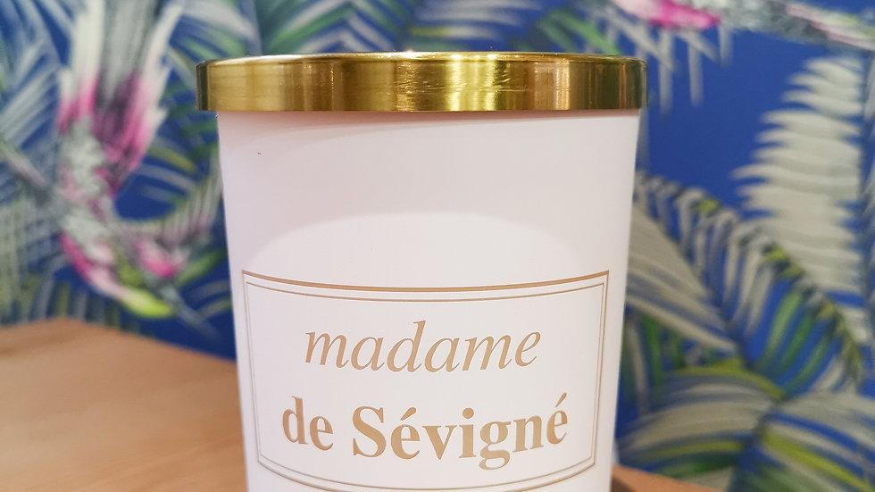 Bougie Mme de Sévigné - 190gr