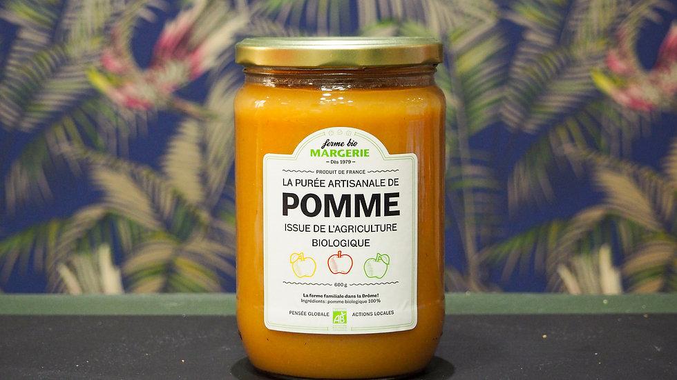 Purée de Pomme - 600gr
