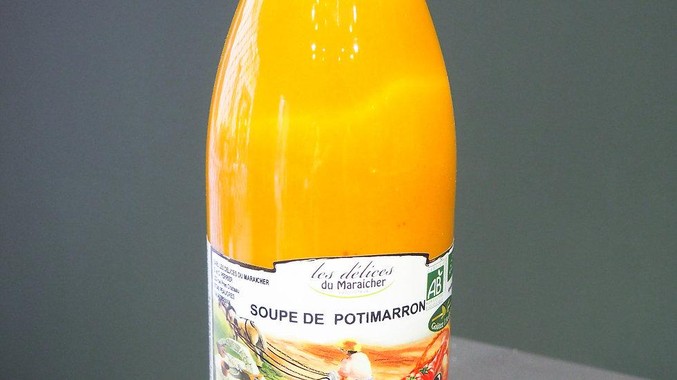 Soupe de Potimarron - 1L