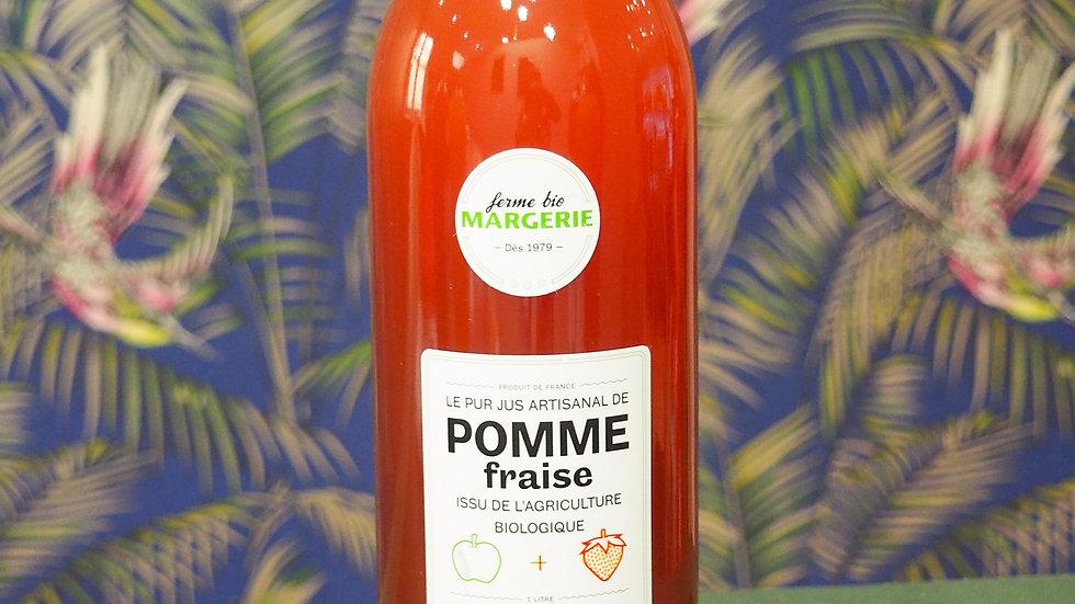 Jus de Pomme Fraise - 1L