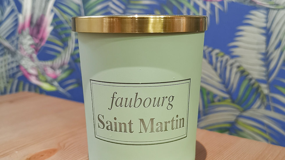 Bougie Faubourg St Martin - 190gr