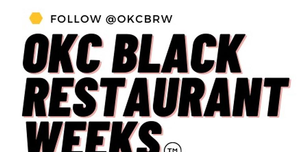 2021 OKC Black Restaurant Weeks