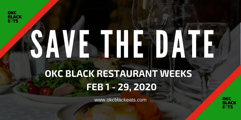 OKC Black Restaurant Weeks
