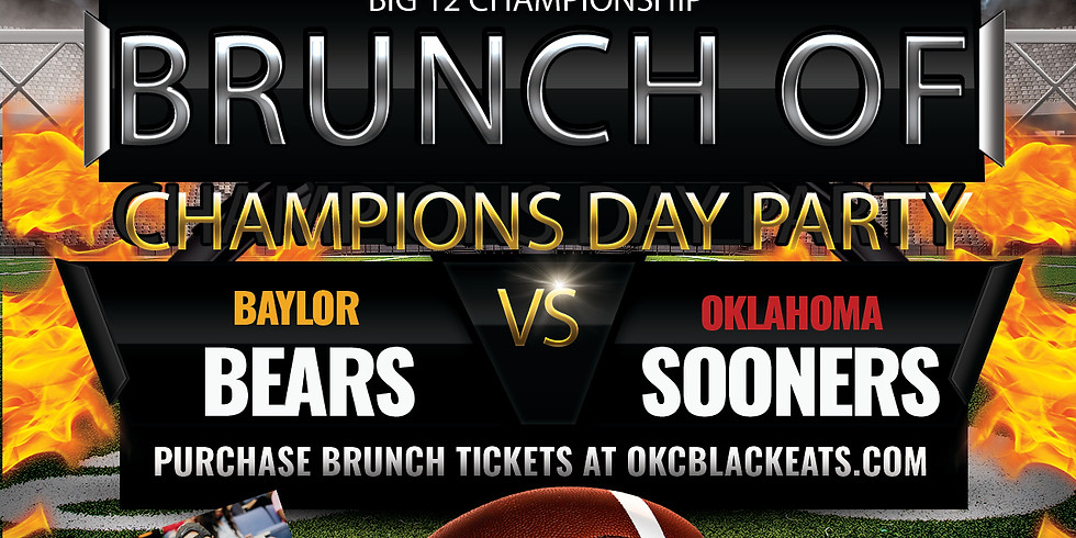 Big 12 Brunch of Champions & Watch Party