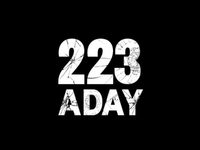 """""""223aDay"""" Campaign to Raise Awareness of Drug Overdose Deaths"""