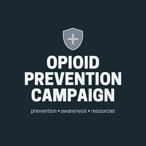 Opioid Prevention Campaign Branded Bundle