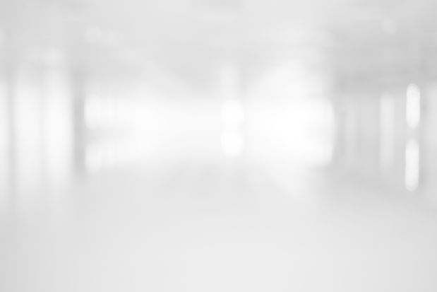Abstract Blur white room  for background