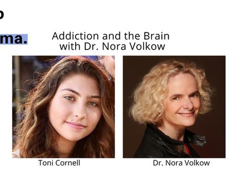 Stop the Stigma Episode 1: Dr. Nora Volkow