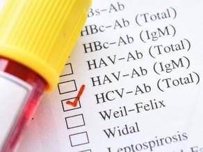 Impact of the 2020 COVID-19 Pandemic on Ambulatory Hepatitis C Testing