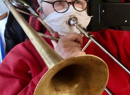 """KONCERTEN MED """"Jesses New Orleans Band"""" UDSKYDES TIL FORÅRET 2021."""