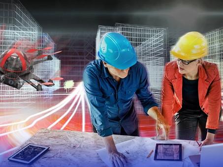 Внедрение передовых технологий в строительной отрасли продолжается