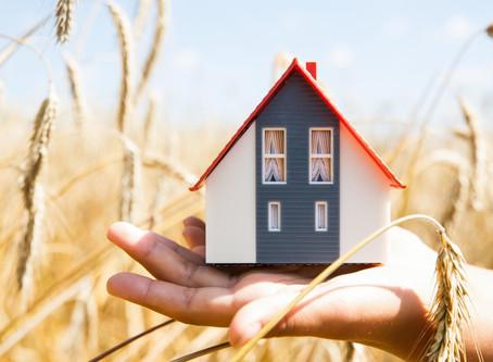 Сельская ипотека в России: рейтинг федеральных округов