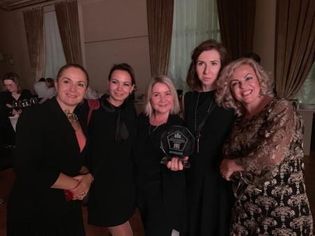 Ирина Доброхотова признана «Персоной года» премии RREF Awards-2019