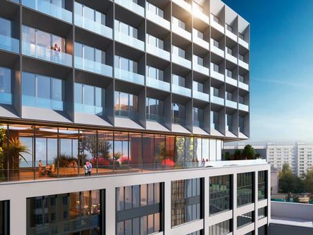 Инновационные апартаменты с программным обеспечением