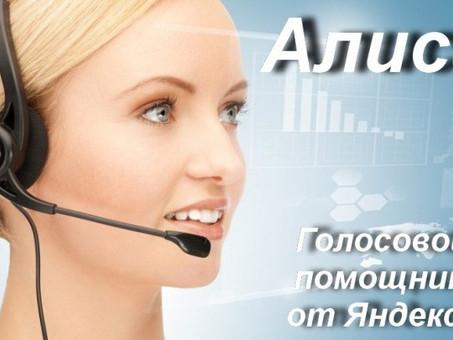 INGRAD и голосовой ассистент Яндекса Алиса помогут подобрать квартиру
