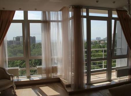 Нестандартные окна в жилых комплексах: «плюсы» и «минусы»
