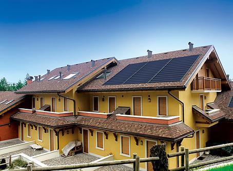 Энергия солнца для строительства и обустройства дома