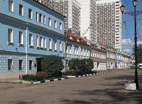 Улица, которая существует 500 лет
