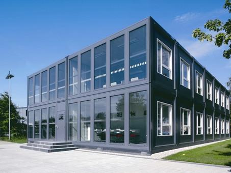 Почему быстровозводимые здания нужно строить не... медленно