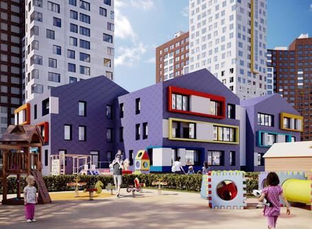 Заселение в новостройку: где обещанные детский сад и школа?