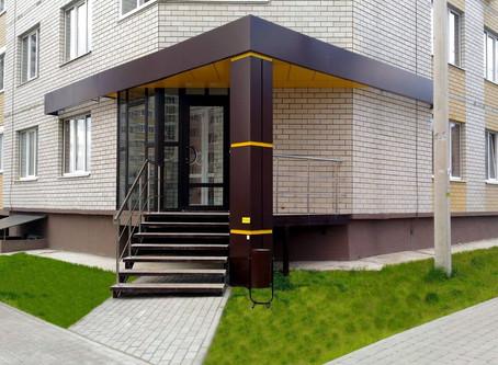 Редкие форматы жилья: квартира с отдельным входом