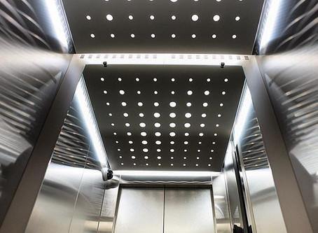 Воздух в лифте: дышите глубже