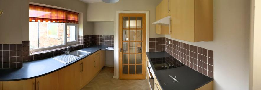 Kitchen - Pano