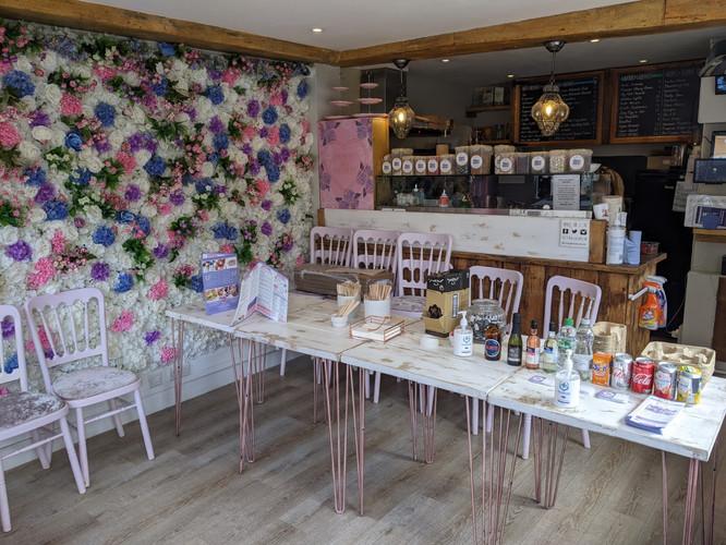 Internal Cafe Space