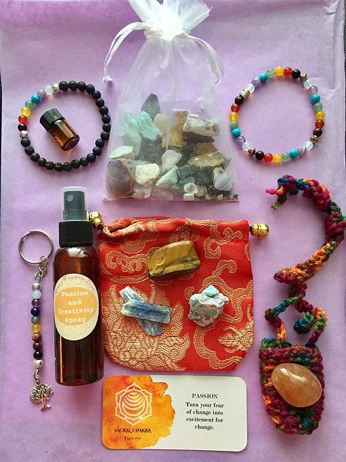 Make Your Own Spiritual Tool Box: Choose 3