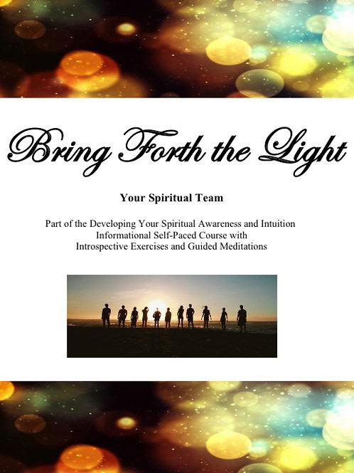 Course Excerpt: Your Spiritual Team