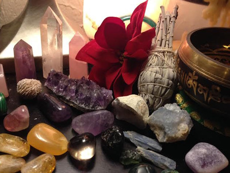 Crystals as Spiritual Tools: Part 4