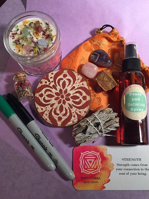 Themed Spiritual Tool Box