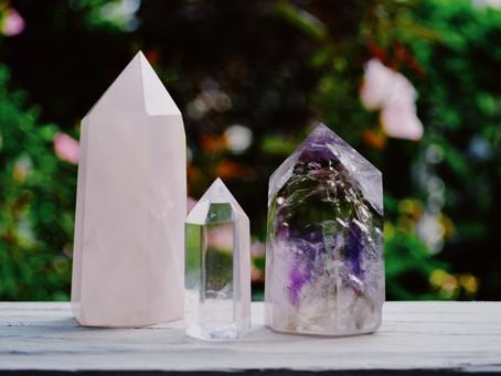 Crystals as Spiritual Tools: Part 2