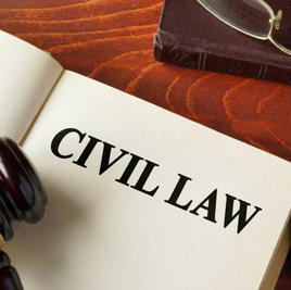 Civil law in all its branches