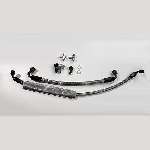 Daza turbo retrofit fitting/line kit