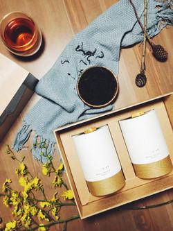 禮盒系列-紅玉紅茶