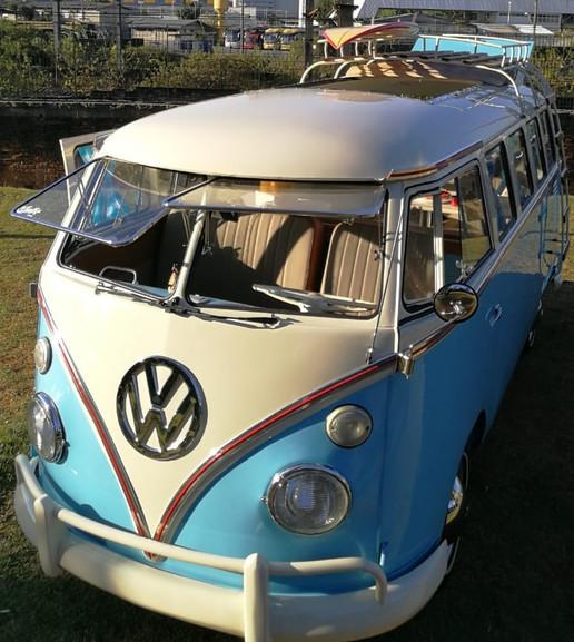 T1 Bus Camper