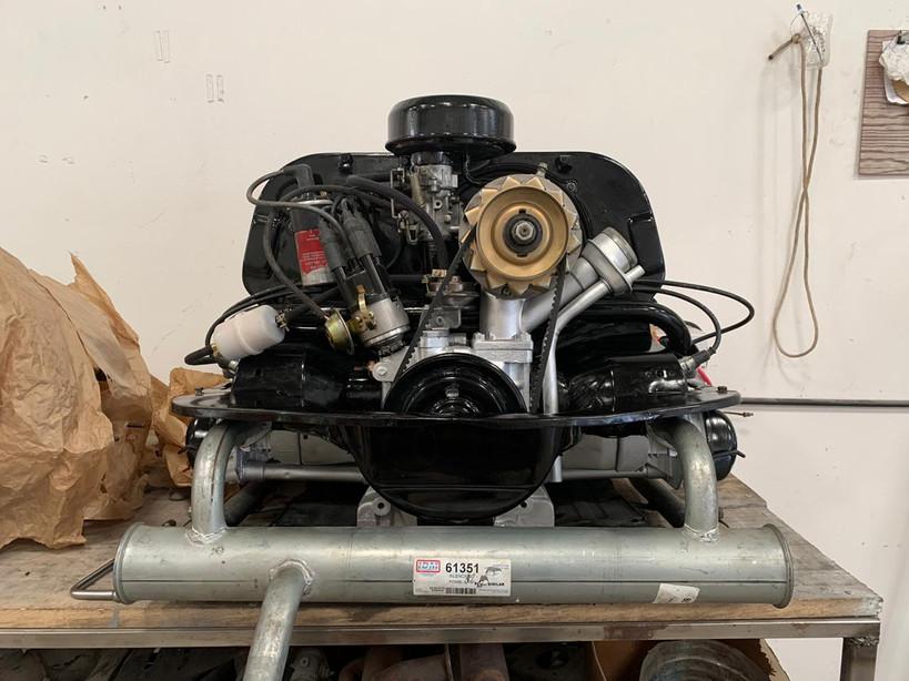 1500er VW Luftgekühlt Motor Original