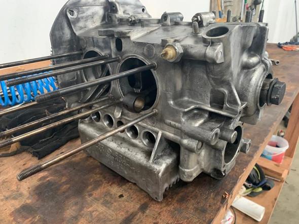 Motor 1500 aircooled