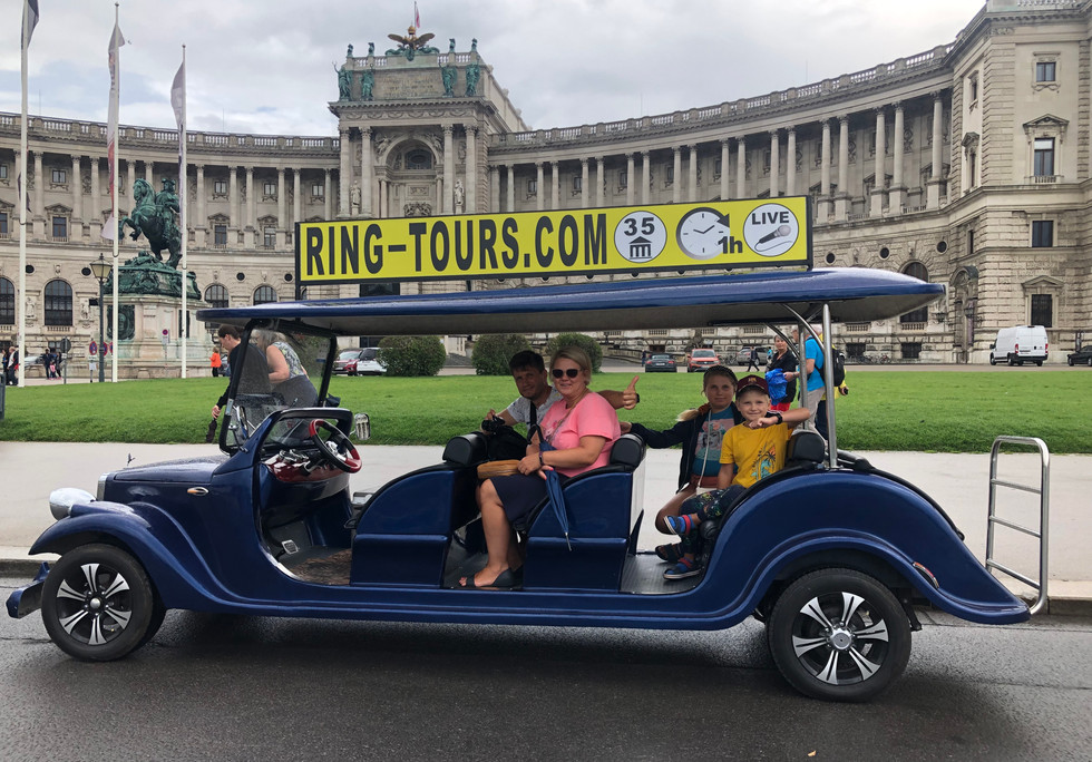 RING TOURS VIENNA