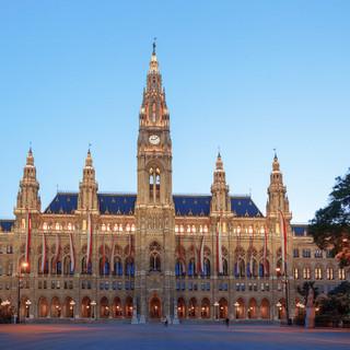 Rathaus Vienna