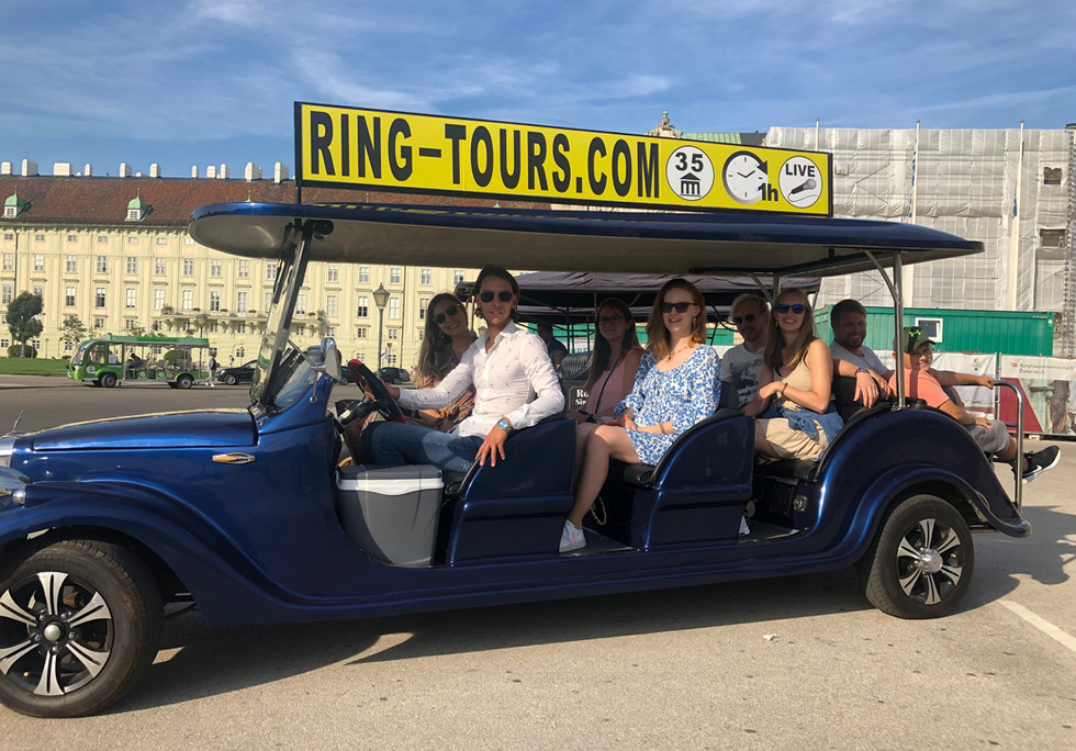 OLD TIMER TOURS VIENNA
