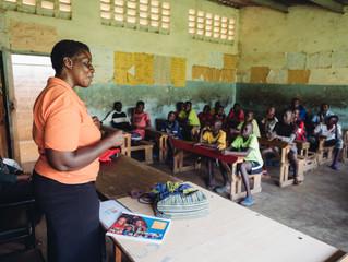 Photo Essay: Manyatta, Kenya Distribution
