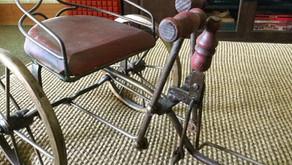 Handbikes antiguos, handbikes modernos: Problemas de antes que son también son los de hoy