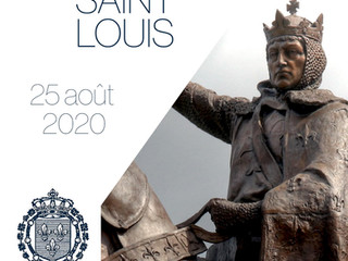 Déclaration de la Saint-Louis - Message de Mgr le Duc d'Anjou