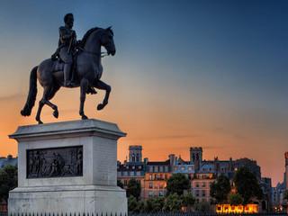 Bicentenaire du rétablissement de la statue équestre d'Henri IV sur le Pont-Neuf (1818-2018)
