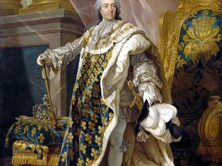 La Maison de Bourbon - Louis XV